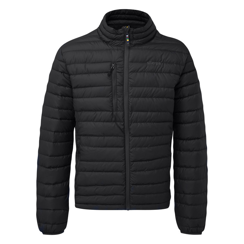 Nangpala Down Jacket - Black