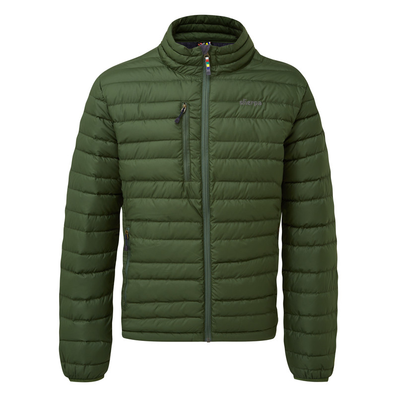 Nangpala Down Jacket - Mewa Green