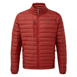Sherpa Adventure Gear Nangpala Down Jacket in Potala Red