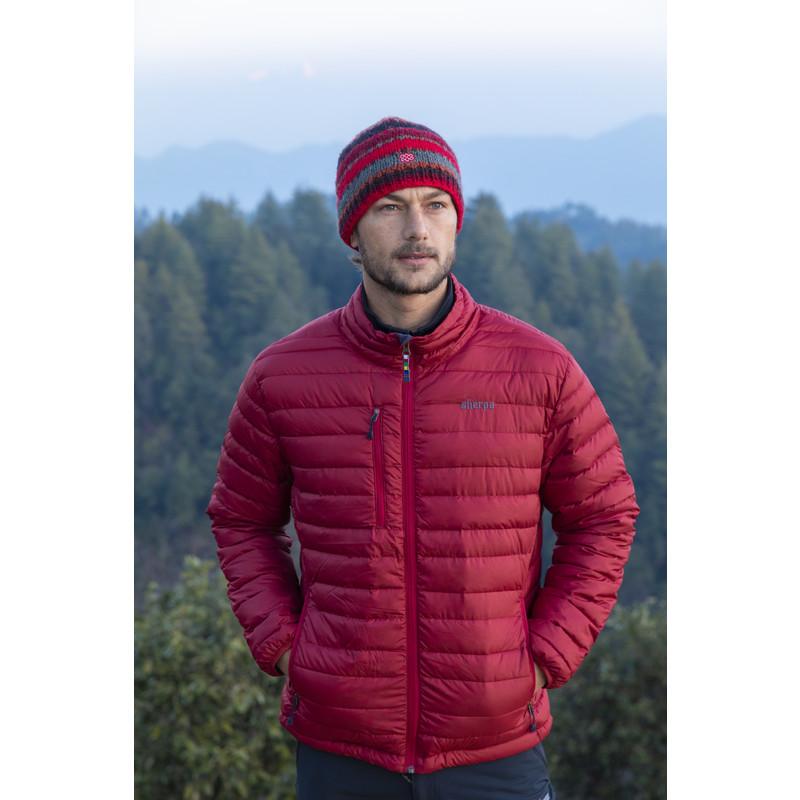 Nangpala Down Jacket - Potala Red