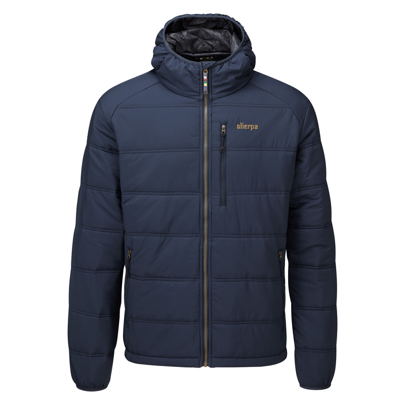Kailash Hooded Jacket - Rathee
