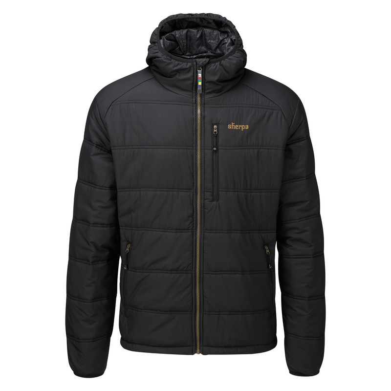 Kailash Hooded Jacket - Black