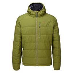 Kailash Hooded Jacket Gokarna Green