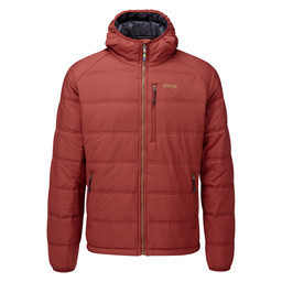 Kailash Hooded Jacket Potala Red