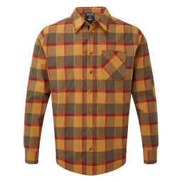 Sherpa Adventure Gear Sardar Long Sleeve Shirt in Thaali