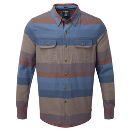 Sherpa Adventure Gear Tamang Shirt in Samudra Blue