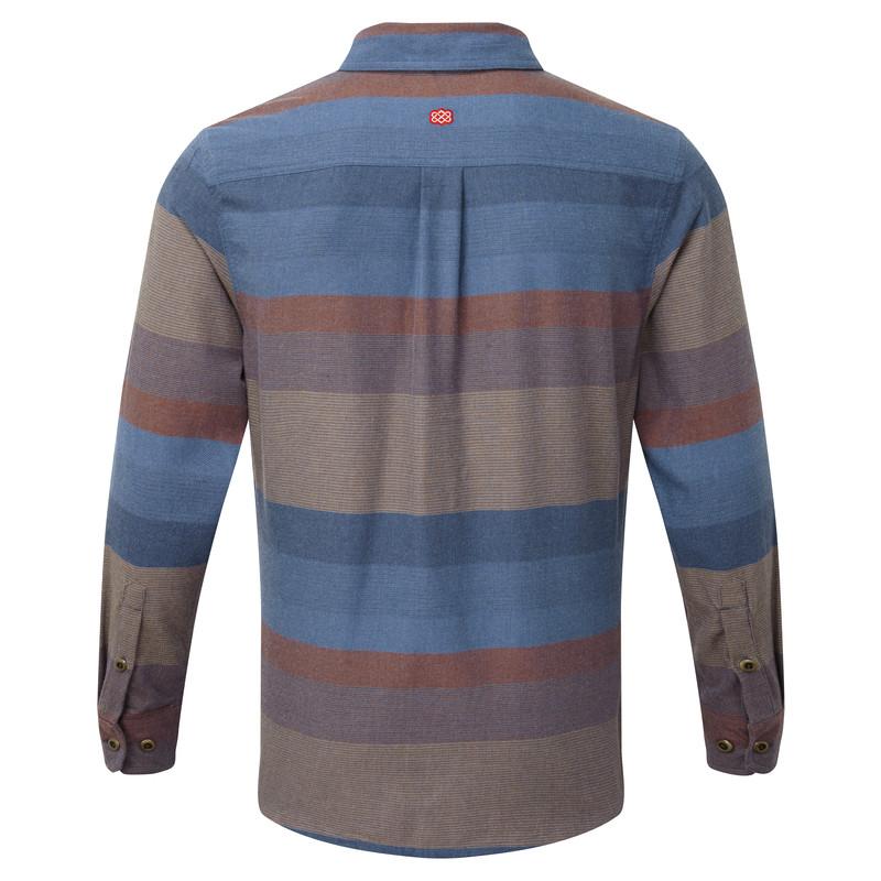 Tamang Shirt - Samudra Blue