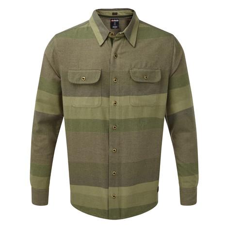 Tamang Shirt Gokarna Green