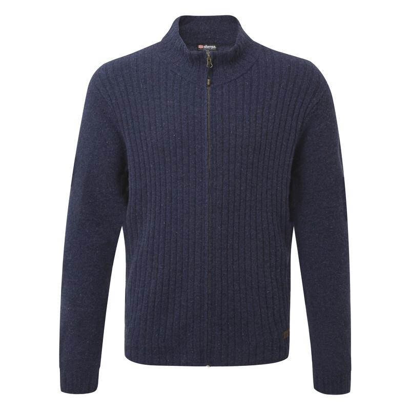 Kangtega Full Zip Sweater - Rathee