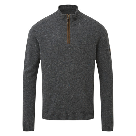 Kangtega Quarter Zip Sweater Kharani