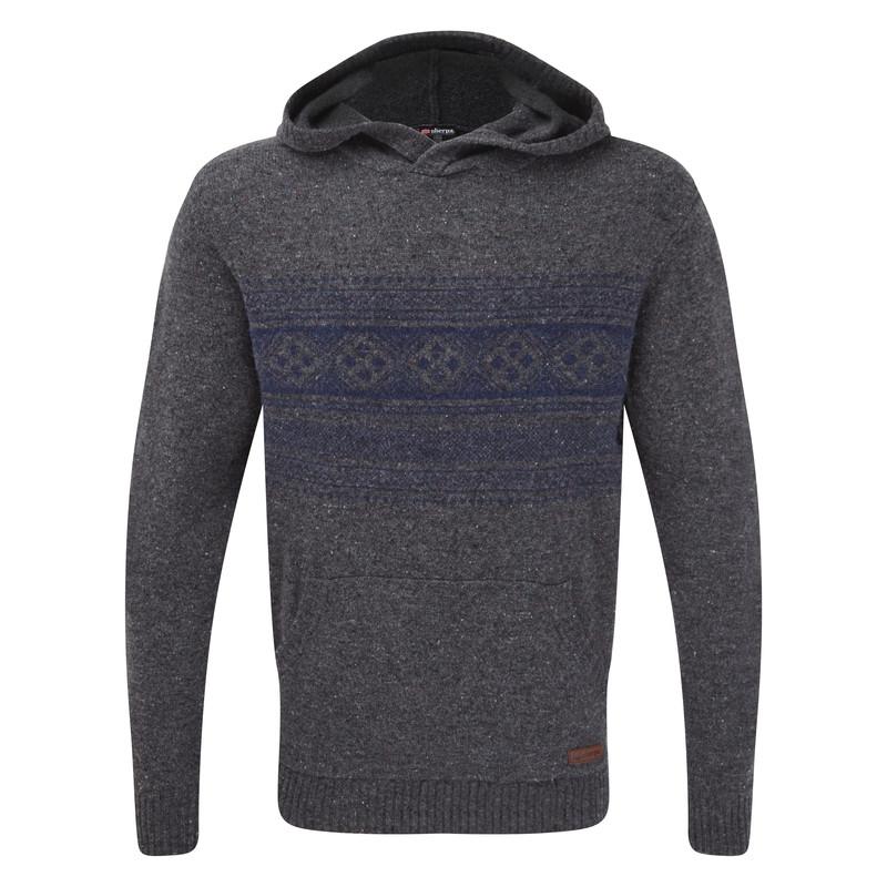 Zangbu Hoodie Sweater - Kharani