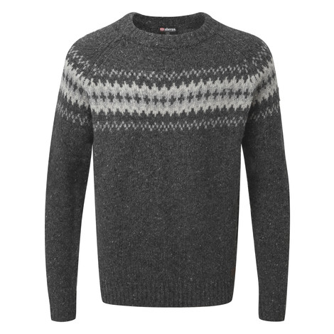 Sherpa Adventure Gear Dumji Crew Sweater in Kharani