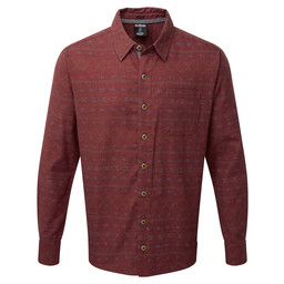 Sherpa Adventure Gear Thimpu Shirt in Potala Red