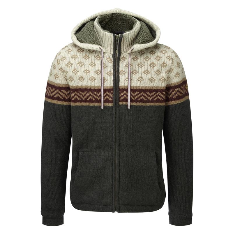 Kirtipur Sweater - Karnali Sand