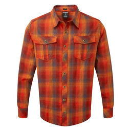 Sherpa Adventure Gear Indra Shirt in Potala Red