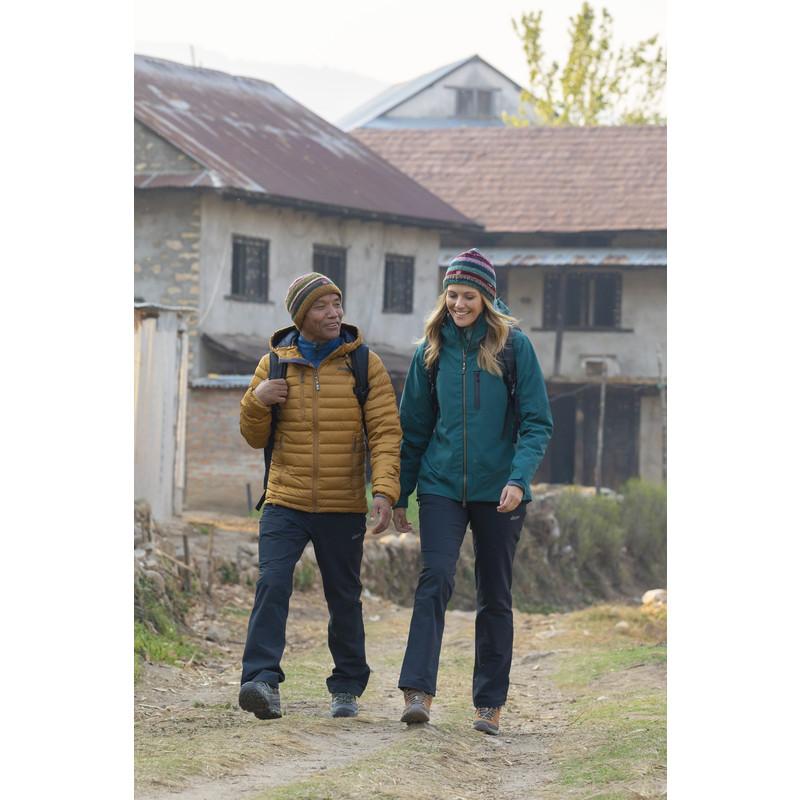 Nangpala Hooded Down Jacket Thaali