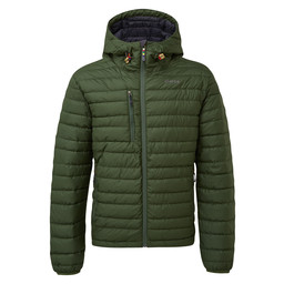 Nangpala Hooded Down Jacket Mewa Green
