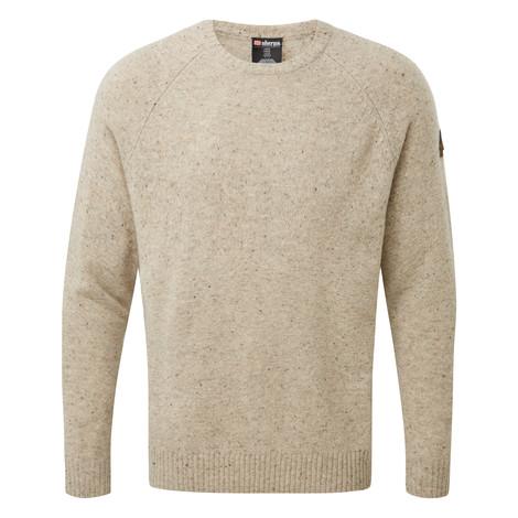 Kangtega Crew Sweater Karnali Sand