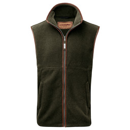 Schoffel Country Oakham Fleece Gilet in Hunter