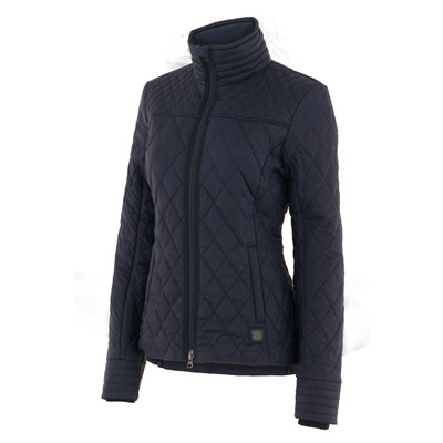 Warmup Quilted Coat