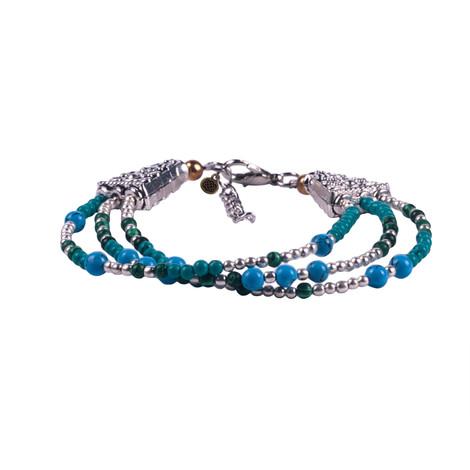 Chaandi Bracelet Blue Tara