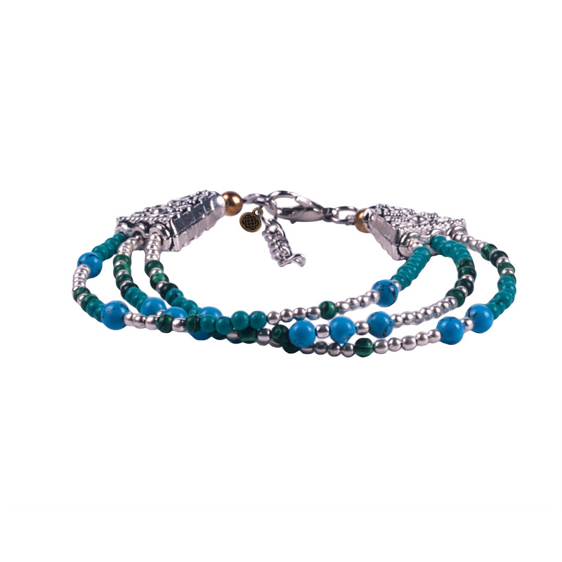 Chaandi Bracelet - Blue Tara