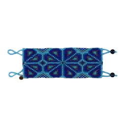 Sherpa Adventure Gear Mayalu Metho Bracelet in Blue Tara