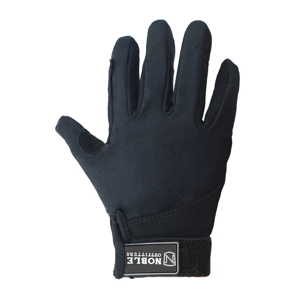 Kids Perfect Fit Gloves Black