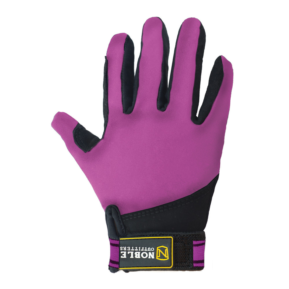 Kids Perfect Fit Gloves Blackberry