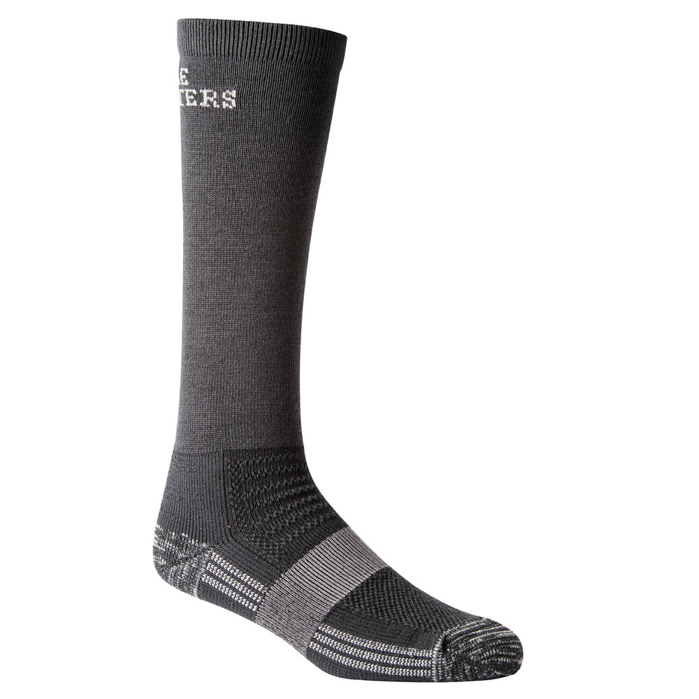 Alpine Merino Wool Sock Charcoal