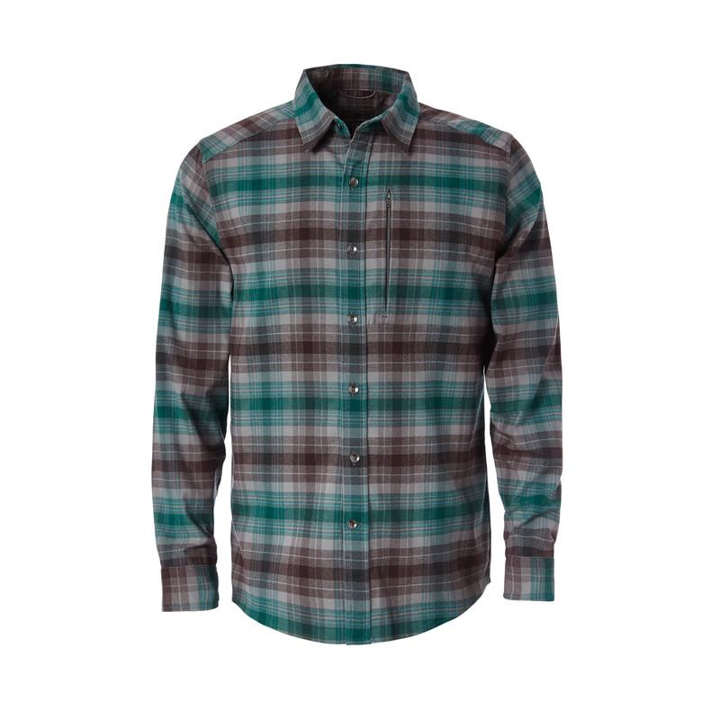 Merinolux Flannel L/S Shirt