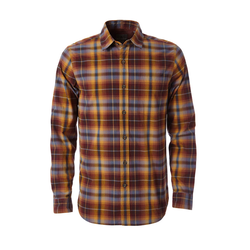 Trouvaille Plaid L/S Shirt