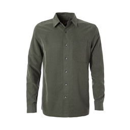 Royal Robbins Desert Pucker Dry L/S Shirt in Climbing Ivy