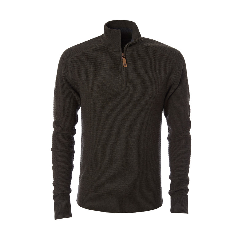 All Season Merino 1/4 Zip Jumper