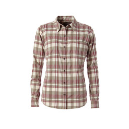 Royal Robbins Thermotech Flannel Shirt in Lt Taupe