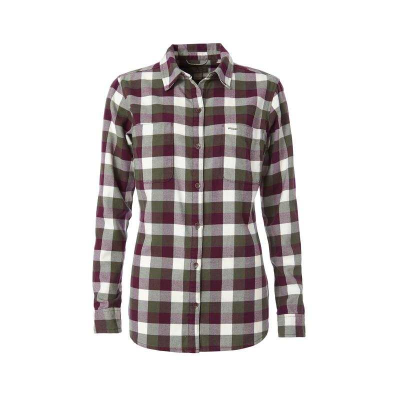 Lieback Flannel L/S Shirt