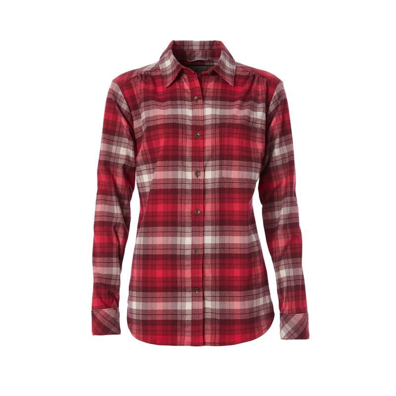 Merinolux Flannel Shirt