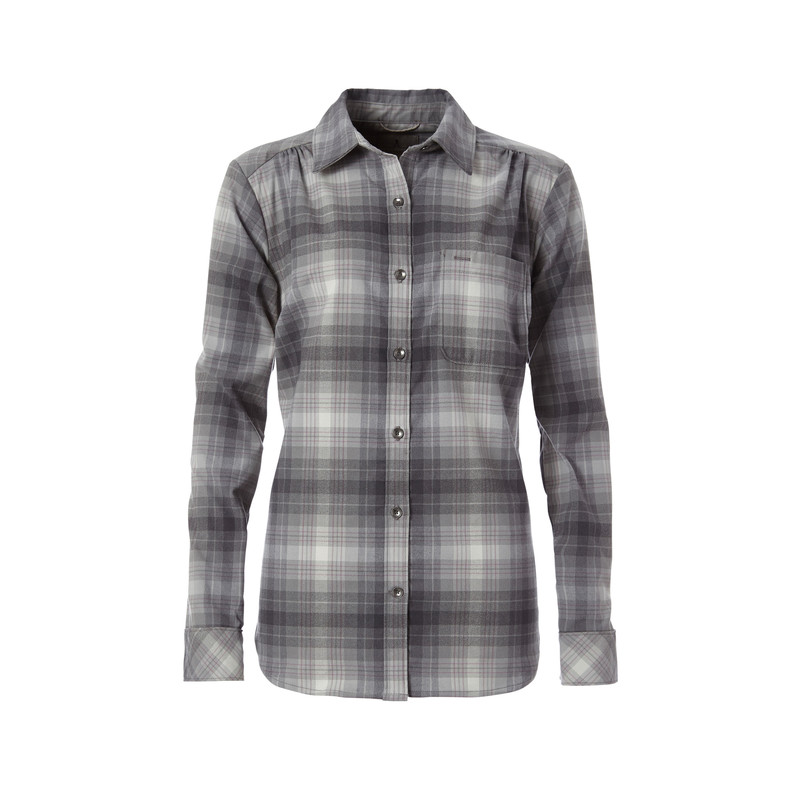 Merinolux Flannel Shirt