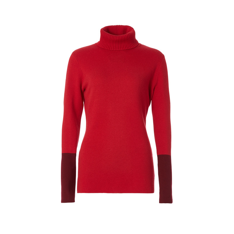 All Season Merino Turtleneck Jumper