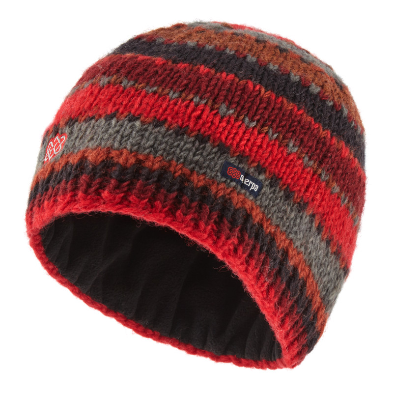 Khunga Hat - Potala Red