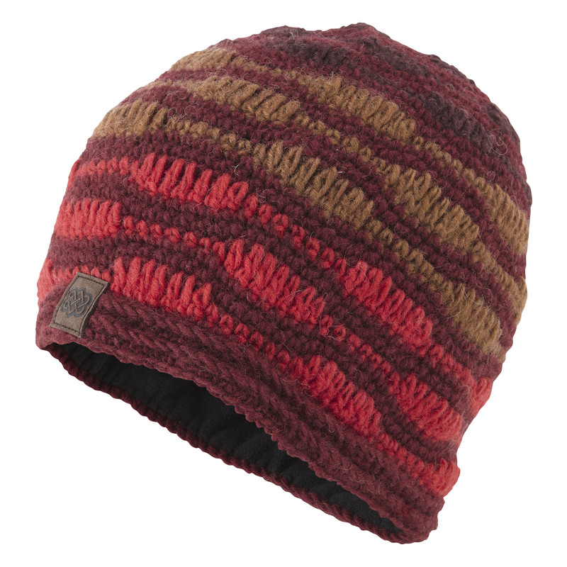Jivan Hat - Potala Red