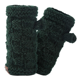 Sherpa Adventure Gear Ilam Hand Warmers in Mewa Green