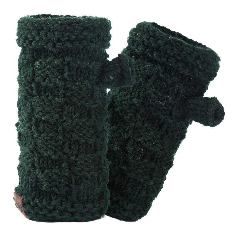Ilam Hand Warmers - Mewa Green