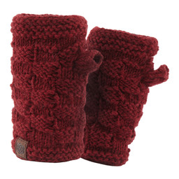 Sherpa Adventure Gear Ilam Hand Warmers in Potala Red