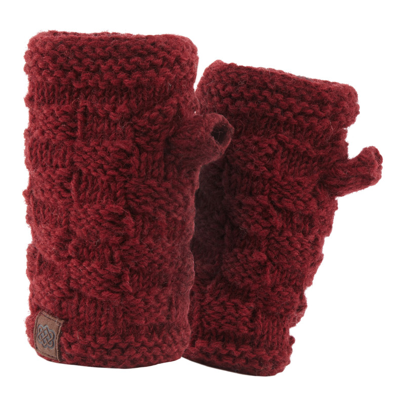 Ilam Hand Warmers - Potala Red