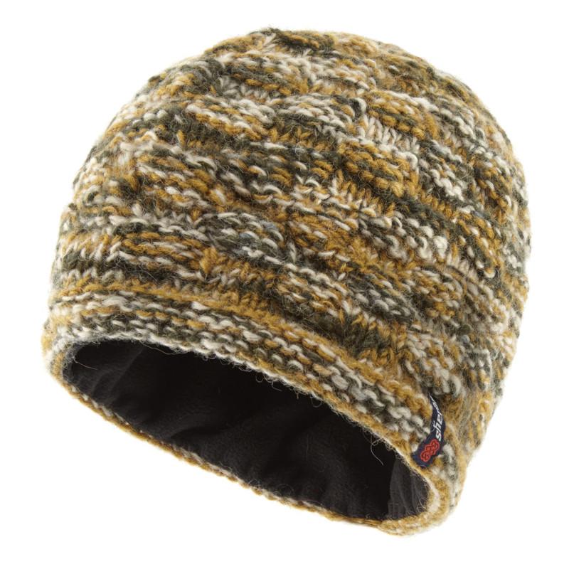 Basket Weave Rimjhim Hat - Karnali Sand