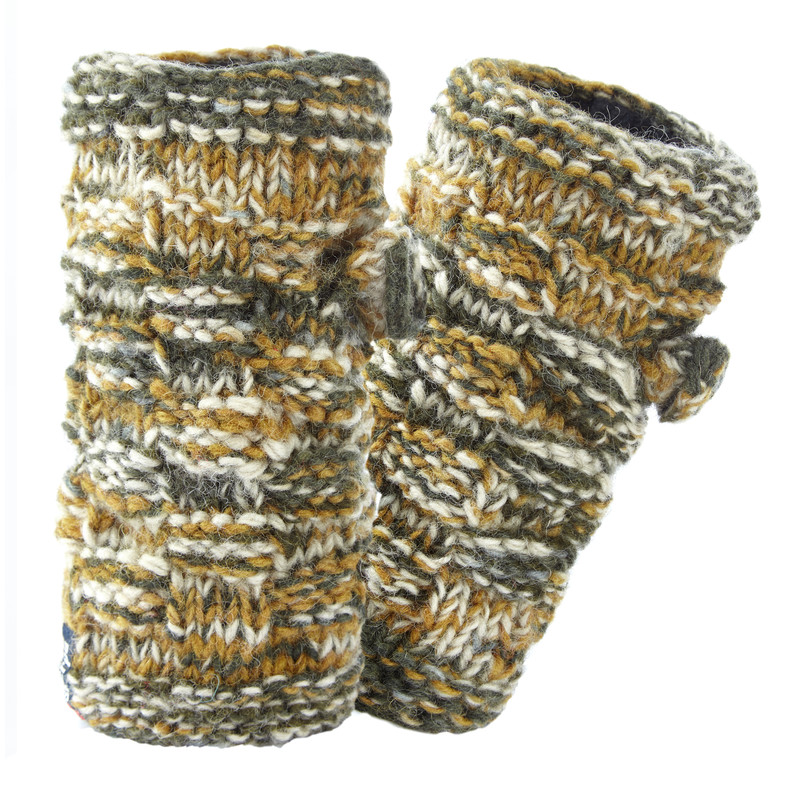 Basket Rimjhim Handwarmer - Karnali Sand