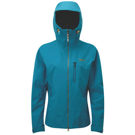 Lithang Jacket Blue Tara