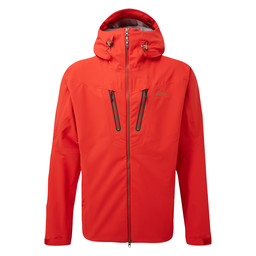 Sherpa Adventure Gear Lithang Jacket in Tibetan Coral