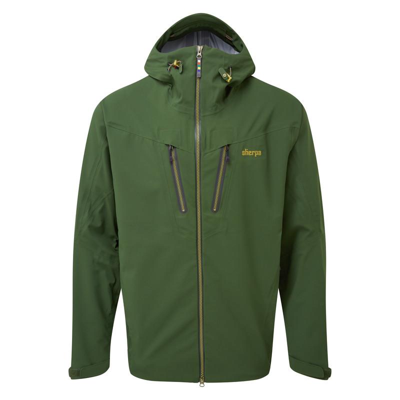 Lithang Jacket - Mewa Green
